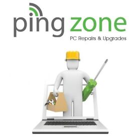 PingZone PC/Laptop/Mac/iPhone Repairs – Portsmouth