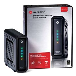 Motorola SURFboard® eXtreme SB6121 Cable Modem DOCSIS 3.0