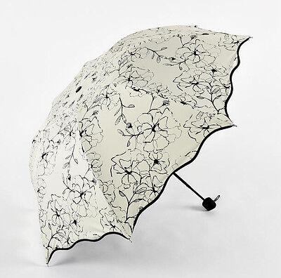 (Fashion Windproof Anti UV Sun Rain Umbrella Lacework Princess Folding Umbrella)
