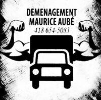 Déménagement Maurice Aubé