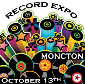 """Record Fair in Moncton """"NEW LOCATION"""""""