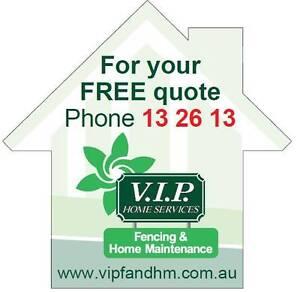 V.I.P. - Fencing - Fremantle & Surrounding Suburbs Fremantle Fremantle Area Preview
