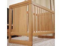 ASpace Children's furniture - oak cot