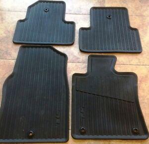 Acura TL custom winter floor mats Kingston Kingston Area image 1