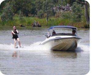 2002 Lewis Prestige Water Ski Boat Narrandera Narrandera Area Preview