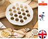 Dumpling Mould Maker Kitchen Dough Press Ravioli Making Mold Maker Pierogi - UK