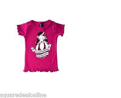 86054 Fear Red Baby Toddler T-Shirt More Beer Punk Rock Sourpuss Kids 5T