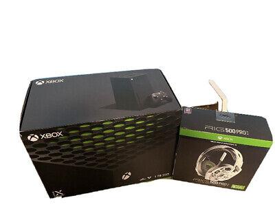 Microsoft Xbox 1TB Video Game Console - Black