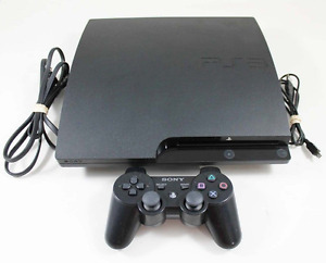 Nego Playstation 3 with games 160 gb