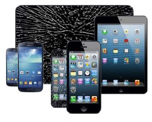 Reparation cellphone iPhone iPad LG... repair vitre LCD screen