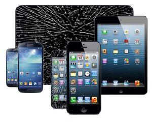 Réparation cellulaire vitre+LCD screen repair unlock