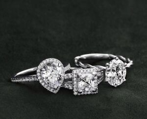 Engagement rings and diamonds for sale