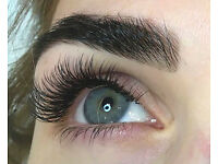 Individual/Volume Eyelash Extensions services in South Kensington London SW5