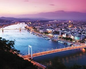 10 Nights Romantic Danube River Cruise with Air from Saint John