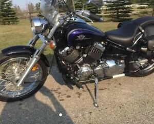 Yamaha V-star 650 custom 2003 1800km