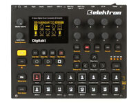 Elektron Digitakt Sampler Sequencer Used once