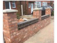 BRICKLAYERS AVAILABLE
