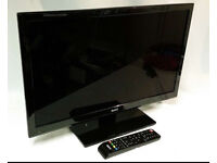 "Baird 24"" LED 3D TV"