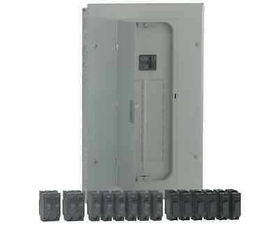 Ge 100-amp 20-circuit Flushsurface Wall Main-breaker-box Load Electrical Panel