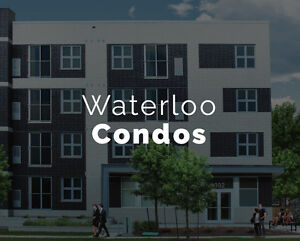Waterloo Student Condos Built & 2 Year Rental Guarantee