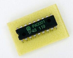 Originale-PIONEER-PA0001-IC-Integrato-Circuito-RX-70-Elettronico-Switch-N-K9-2
