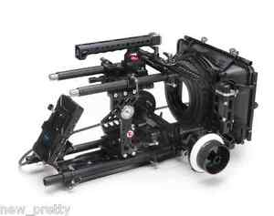 Tilta Pro camera rig for RED Scarlet-X / EPIC 4*5.65 matte box dual follow focus