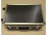 Dji phantom 3 drone flight case and 3 batteries ( new )