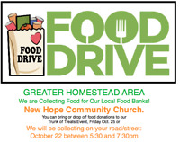(Greater Homestead Area) New Hope Community Church