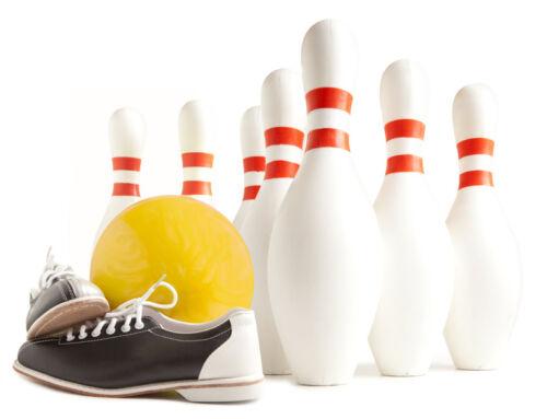 Alles für Bowling & Kegeln: Tipps zur Auswahl passender Kugeln, Bowlingschuhe und Zubehör