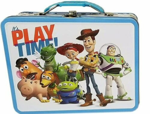 Disney Toy Story Blue Large Carry Lunch Box from New Movie Releases Summer 2019