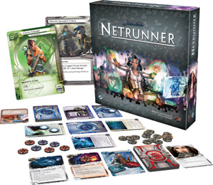 Want to Buy/Trade: Netrunner LCG cards