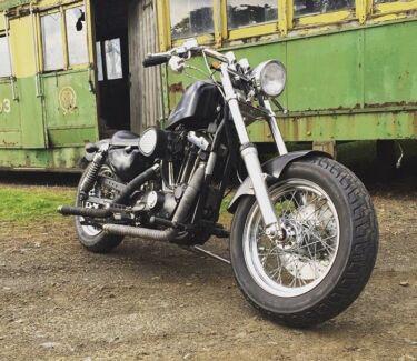 Harley Davidson '84 iron head