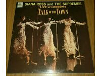 DIANA ROSS & THE SUPREMES VINYL