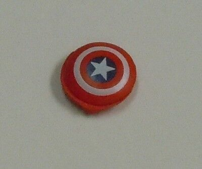 - Marvel Heroclix Captain America Shield #s102 NEW Special Object LE