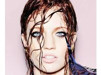 3 tickets for Jess Glynne concert Cardiff