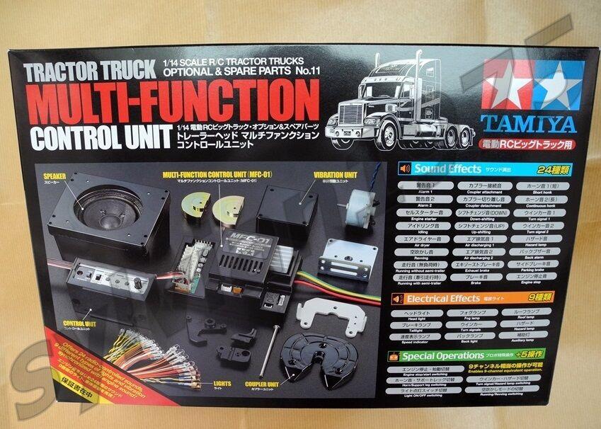 TROP11 Tamiya 56511 Truck Trailer Multi-Function Control Unit MFC-01