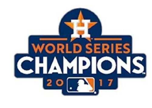 Houston Astros Baseball 2017 World Series Champions Official Lapel Pin Amincousa