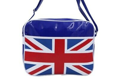 Country Flags Bag Postman School Laptop Carry Shoulder Messenger