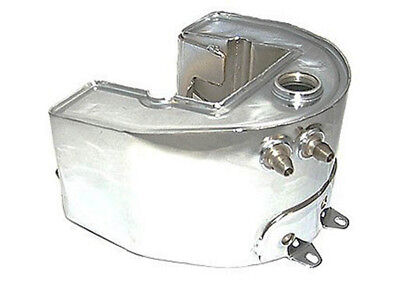 """""""TT"""" Special Race OIL TANK for 1936 - 1957 Harley Big Twins Knuckle UL & Pan"""