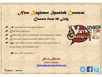 Learn Spanish in a fun interactive environment with VamosGlasgow