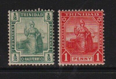 Trinidad - #105-106 Mint, never hinged