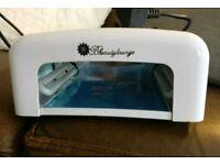 BBeautyLounge UV Nail Lamp, white