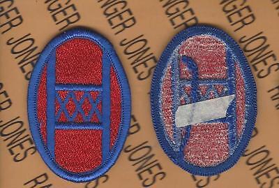 """30th Infantry Division dress uniform 2.5"""" patch m/e"""