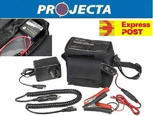PROJECTA-IPS700-12V-7AH-AGM-BATTERY-PACK-POWER-SUPPLY-MEM-MINDER-AC150-CHARGER