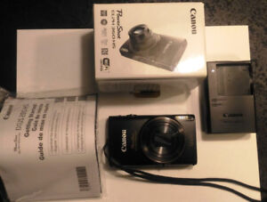 Canon Powershot Elph 360 HS Excellent Like New Condition