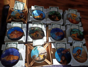The Lion King Plate Collection
