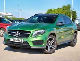 image for 2016 Mercedes-Benz GLA Class Mercedes-Benz GLA 220d 2.1 AMG Line Premium Plus 5d