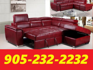 3PCS SECTIONAL SOFA BED WITH STORAGE $1299.00