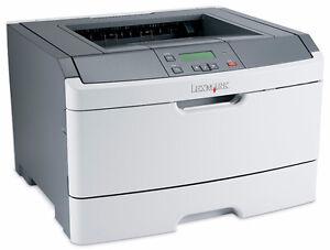 Laser Printer Lexmark E460DN & Dell All-in-one Wireless Printer