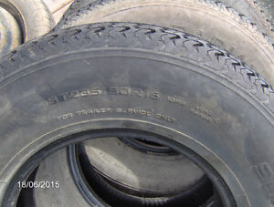 TIRES various sizes13 to 20 inch single  or sets of 2 or 4 tires Prince George British Columbia image 3